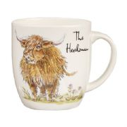 Churchill Country Pursuits The Herdsman Highland Cow Mug